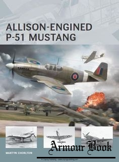 Allison-Engined P-51 Mustang [Osprey Air Vanguard 01]