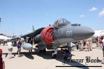 AV-8B Harrier II Plus [Walk Around]