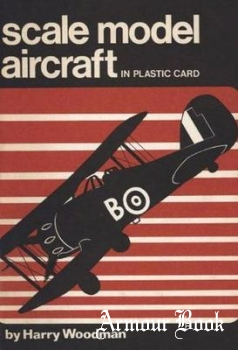 Scale Model Aircraft in Plastic Card [Model & Allied Publications]