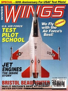 Wings 2004-06 (Vol.34 No.6)