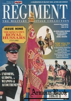 The King's Own Royal Hussars 1715-1995 [Regiment №09]