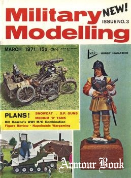 Military Modelling Vol.01 No.03 (1971)