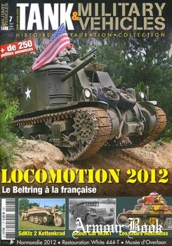 Tank & Military Vehicles №7 (2012-08/09)