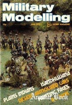 Military Modelling Vol.05 No.06 (1975)