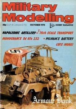 Military Modelling Vol.05 No.10 (1975)