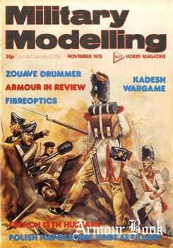 Military Modelling Vol.05 No.11 (1975)