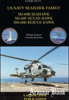 US.NAVY Seahawk Family [Close-Up №1]