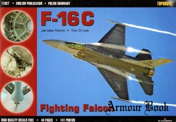 F-16C Fighting Falcon [Kagero Topshots 27]