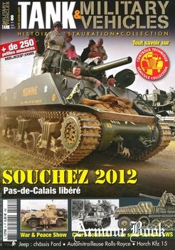 Tank & Military Vehicles №8 (2012-10/11)