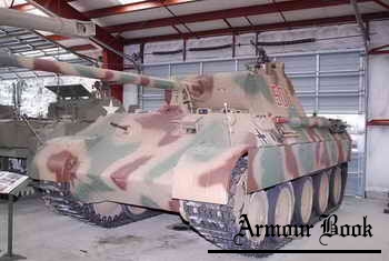 PzKpfw V Panther Ausf A Jacques Littlefield Collection [Walk Around]