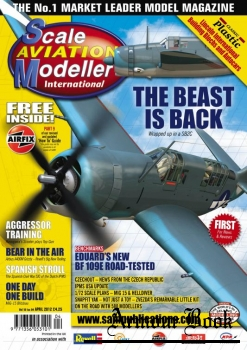 Scale Aviation Modeller International 2012-04 (vol.18 Iss.04)