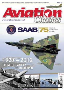 SAAB [Aviation Classics №16]