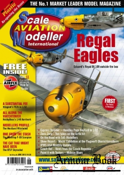 Scale Aviation Modeller International 2012-06 (vol.18 Iss.06)