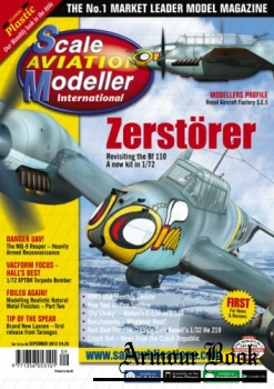 Scale Aviation Modeller International 2012-09 (vol.18 Iss.09)