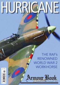 Hurricane: The RAF's Renowned World War 2 Workhorse [Aeroplane Icons]