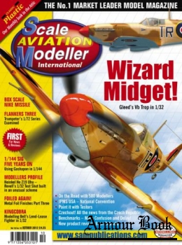 Scale Aviation Modeller International 2012-10 (vol.18 Iss.10)