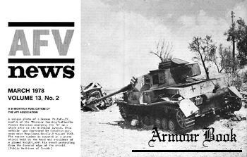 AFV News Vol.13 No.02 (1978-03)