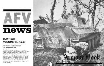 AFV News Vol.13 No.03 (1978-05)