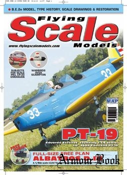 Flying Scale Models 2010-06