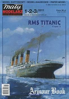 RMS Titanic (part 2) [Maly Modelarz 2011/01-02-03]