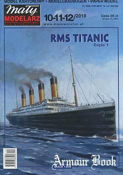 RMS Titanic (part 1) [Maly Modelarz 2010/10-11-12]