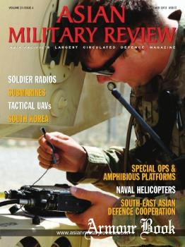 Asian Military Review 2013-10 (Vol.21 Issue 6)
