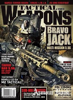 Tactical Weapons 2013-09