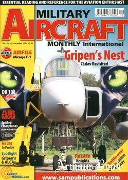 Military Aircraft Monthly International 2010-12 (Vol.9 Iss.12)