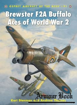 Brewster F2A Buffalo Aces of World War II [Osprey Aircraft of the Aces 091]