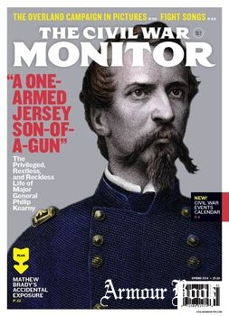 The Civil War Monitor 2014-Spring (Vol.4 No.1)