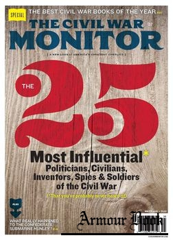 The Civil War Monitor 2013-Winter (Vol.3 No.4)