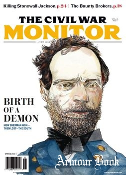The Civil War Monitor 2012-Spring (Vol.2 No.1)