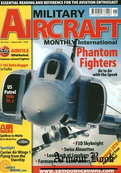 Military Aircraft Monthly International 2011-01 (Vol.10 Iss.01)