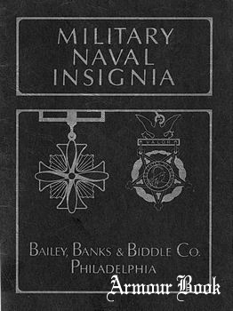 Military and Naval Insignia and Novelties [Bailey, Banks & Biddle Company]