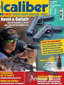 Caliber SWAT Magazin 2014-05