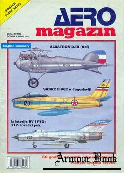 Aero Magazin 1991-01