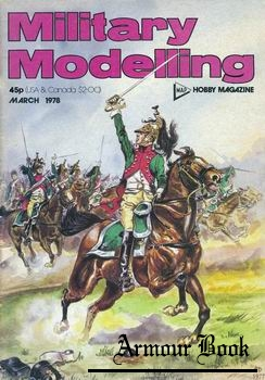 Military Modelling Vol.08 No.03 (1978)