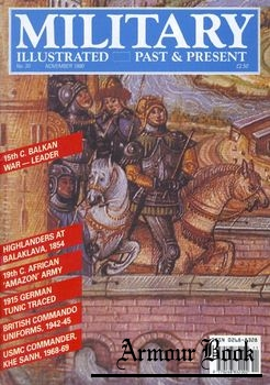 Military Illustrated: Past & Present 1991-03/04 (30)