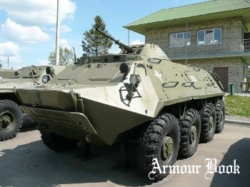 BTR-60PB Walk Around