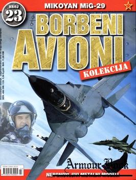 Mikoyan MiG-29 [Borbeni Avioni Kolekcija �23]