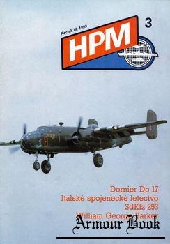 HPM 1993-03 (Historie a Plastikove Modelarstvi)