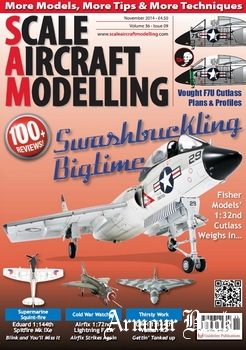 Scale Aircraft Modelling 2014-11 (Vol.36 No.09)