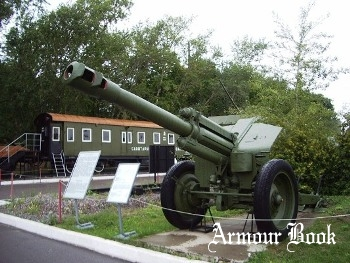 Soviet 152mm D-1 Howitzer [Walk Around]