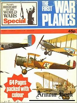 The First War Planes [Purnell's History of the World Wars Special]