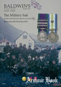 Medals, Orders, Decorations and Militaria [Baldwins Auction]