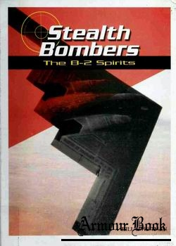 Stealth Bombers the B-2 Spirit [Capstone Press]