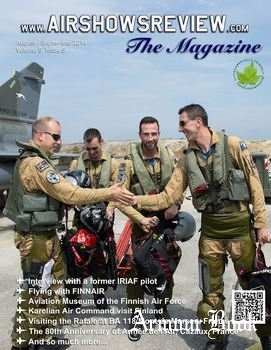The Aviation Magazine 2014-08/09 (Vol.5 Iss.5)