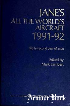 Jane's All the World's Aircraft 1991-1992 [Janes Information Group]