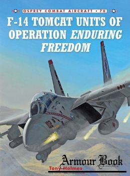 F-14 Tomcat Units of Operation Enduring Freedom [Osprey Combat Aircraft 070]