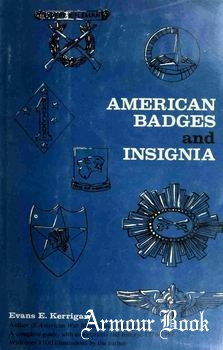 American Badges and Insignia [The Viking Press]